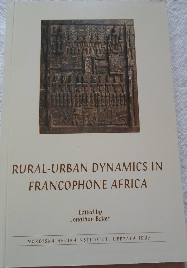 Rural-Urban Dynamics in Francophone Africa